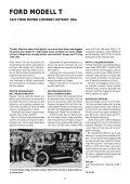 Bilar efter 1920 (fördjupning) - Tekniska museet - Page 2