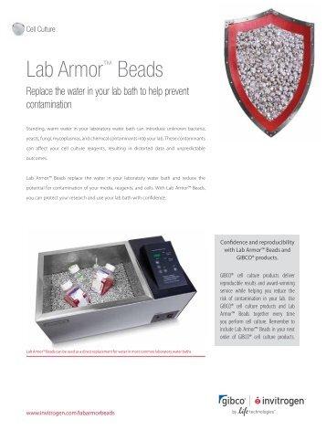 Lab Armor™ Beads - Awards