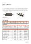 Produktsortiment fiberkomponenter 2008 - Nexans - Page 5