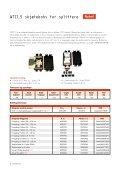 Produktsortiment fiberkomponenter 2008 - Nexans - Page 6