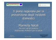 Natali-sanità pubblica - Ordine dei Chimici di Bologna e Ravenna