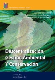 Descentralización, Gestión Ambiental Y Conservación - Flacso Andes
