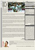 Issue Three – 26th June 2012 - WORLD FOOTBALL WEEKLY - Page 3