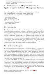 LNCS 2520 - Chapter 7: Architectures and ... - ResearchGate