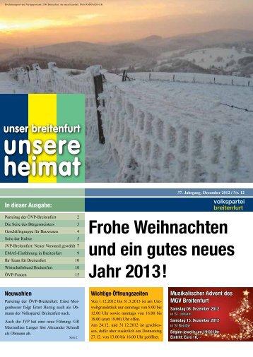 Breitenfurter Betriebe - VP Breitenfurt