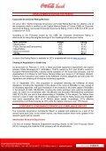 COCA-COLA İÇECEK A.Ş. INTERIM REPORT as of September 30 ... - Page 4