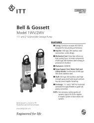 Bell & Gossett - Pump Express