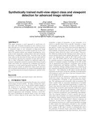 Synthetically trained multi-view object class and viewpoint detection ...