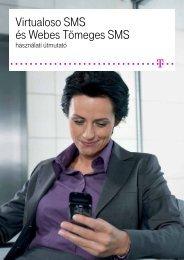 Felhasználói kéziköny - T-Mobile