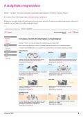 Felhasználói kéziköny - T-Mobile - Page 5