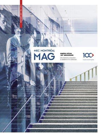 Le MAG en format PDF - HEC Montréal
