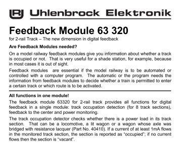 63320 - Uhlenbrock