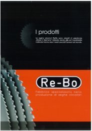 CATALOGO REBO.pdf - SEF meccanotecnica