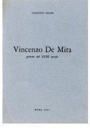 Vincenzo De Mita - Morreseemigrato.ch
