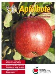 Apfelbote - Gutes aus Hessen