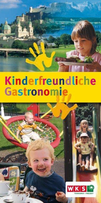 Kinderfreundliche Gastronomie - Bambini-On-Tour