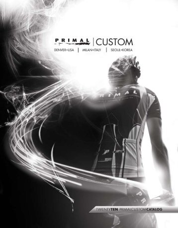 Primal Wear 2010 Custom Products Catalog - Colorado Springs ...