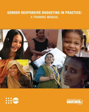 Gender Responsive Budgeting in Practice: a Training ... - UNFPA