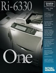 Imaging System - A Matter of Fax