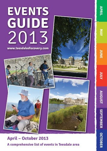 events guide - Durham County Council
