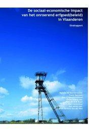 De sociaal-economische impact van het onroerend erfgoed(beleid ...