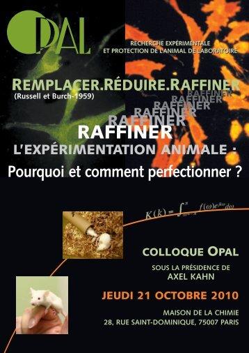 RAFFINER - Alpha Visa Congrès