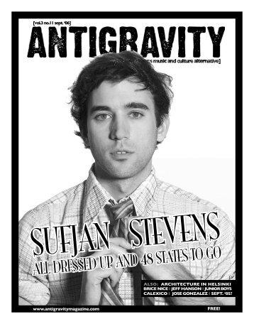 September 2006 (PDF) - Antigravity Magazine