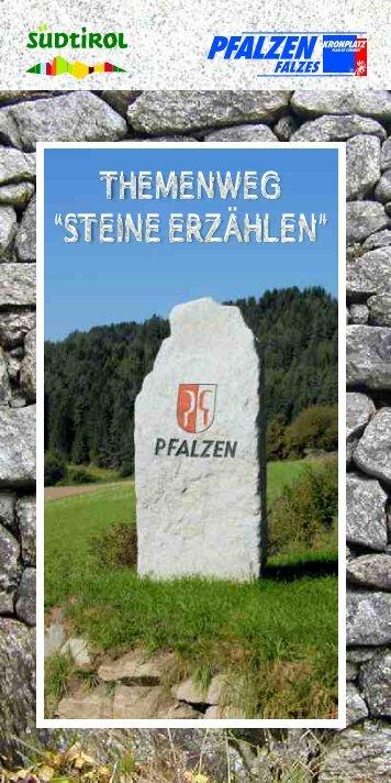 Stein - Pfalzen