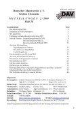 Heft 28-Umschlag.PMD - DAV Sektion Chemnitz - Page 5