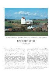 UNDERUP KIRKE - Danmarks Kirker - Nationalmuseet