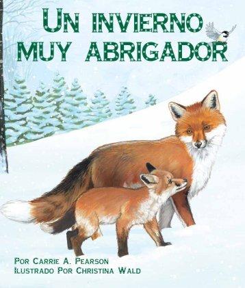 Un invierno muy abrigador - Sylvan Dell Publishing