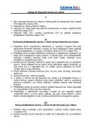 Český svaz triatlonu - Triatlon.cz