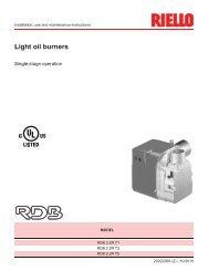 Light oil burners - Oil Tech Talk