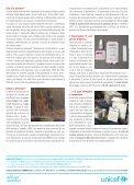 Prevenire e curare la malaria AFRICA - Unicef - Page 4