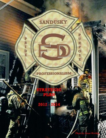 STRATEGIC PLAN 2012 - 2014 - City of Sandusky