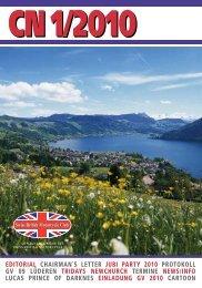 CN 1/2010 - Swiss British Motorcycle Club