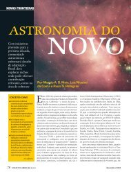 Astronomia do Novo Milênio - LIneA