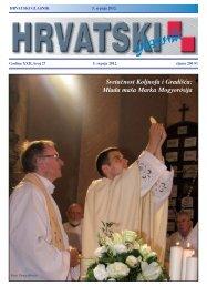 27. broj 5. srpnja 2012.