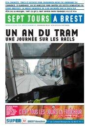 portes ouvertes - Sept jours à Brest