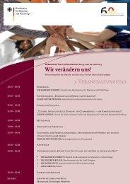 Programm - Bundesausschuss Politische Bildung