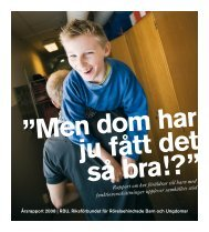 Årsrapport 2008 - RBU