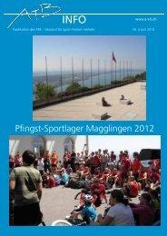 100 Jahre ATB 2016 - ATB Sport Freizeit Verkehr