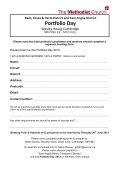 Portfolio Day: Sat 29th June 2013 - Page 2