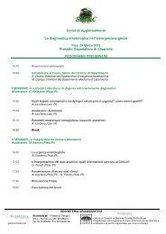 Corso di Aggiornamento La diagnostica ematologica nell ...