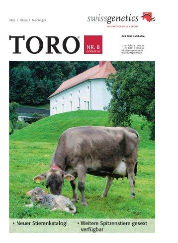 8. Ausgabe 2008 - fr - Swissgenetics