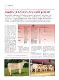 8. Ausgabe 2008 - fr - Swissgenetics - Seite 4