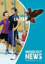 Clubheft 02/2012 - UH Zulgtal Eagles