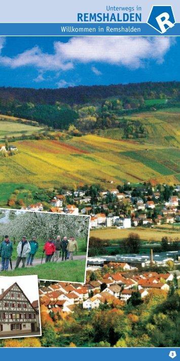 von Grunbach nach Winnenden - Gemeinde Remshalden
