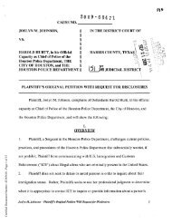 Certified Document Number: 43385618 - Page 1 of 15 - Judicial Watch