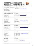 Anschriftenverzeichnis 1. - 3. Kreisklasse FRI/WHV - Heidmuehler ... - Page 4